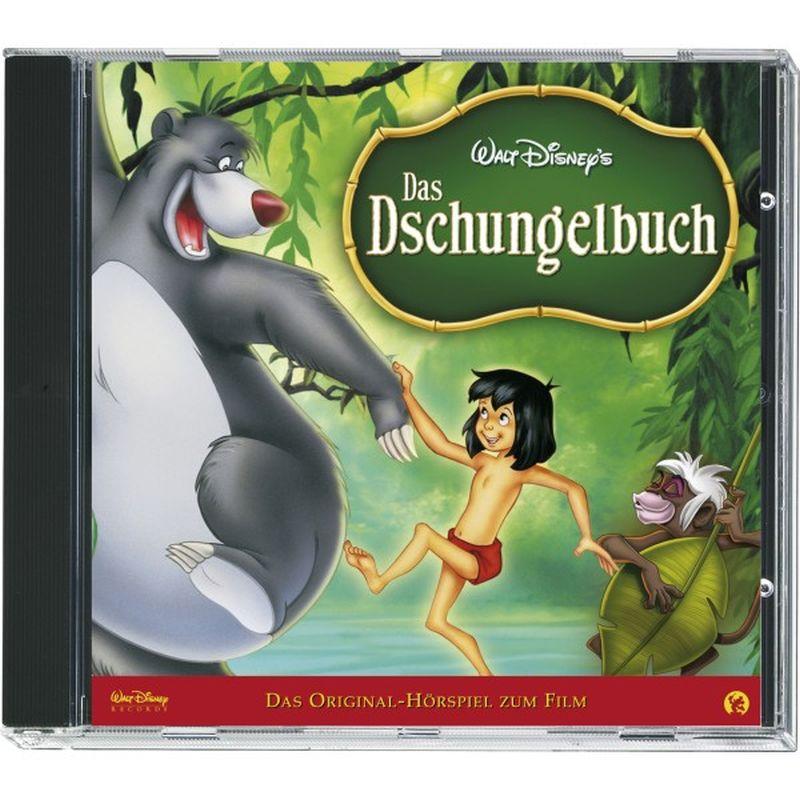 Das Dschungelbuch. CD als Hörbuch