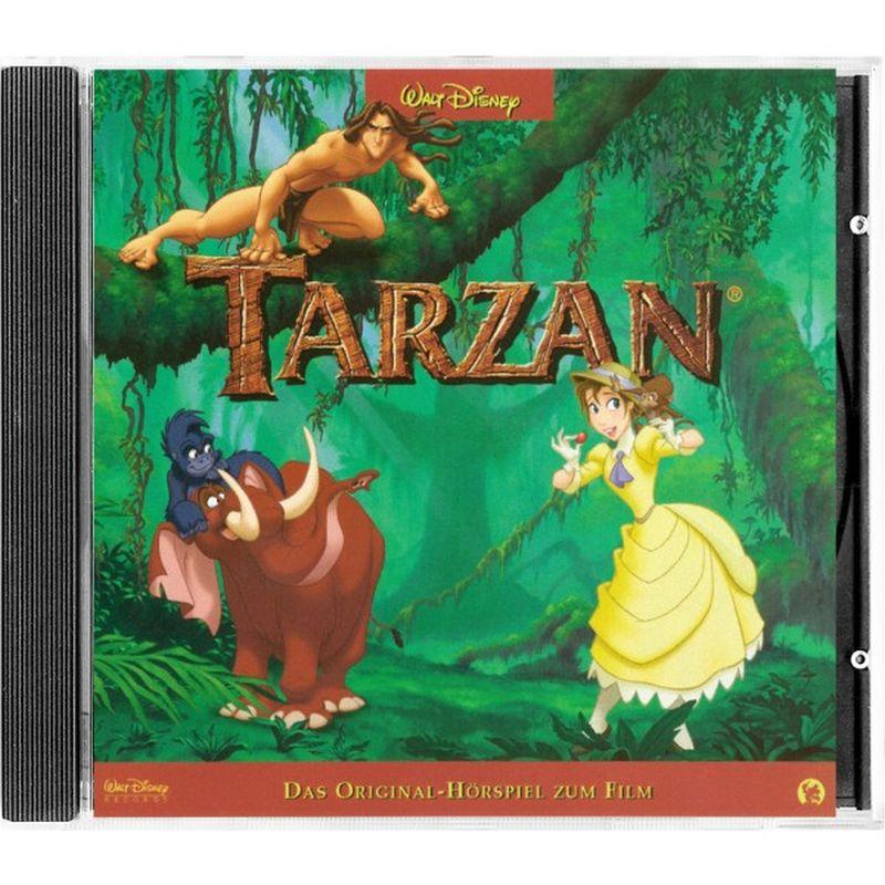 Tarzan. CD als Hörbuch