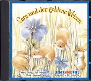 Sara und der goldene Weizen. CD