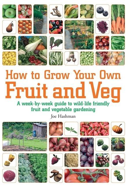 How To Grow Your Own Fruit and Veg als Taschenbuch