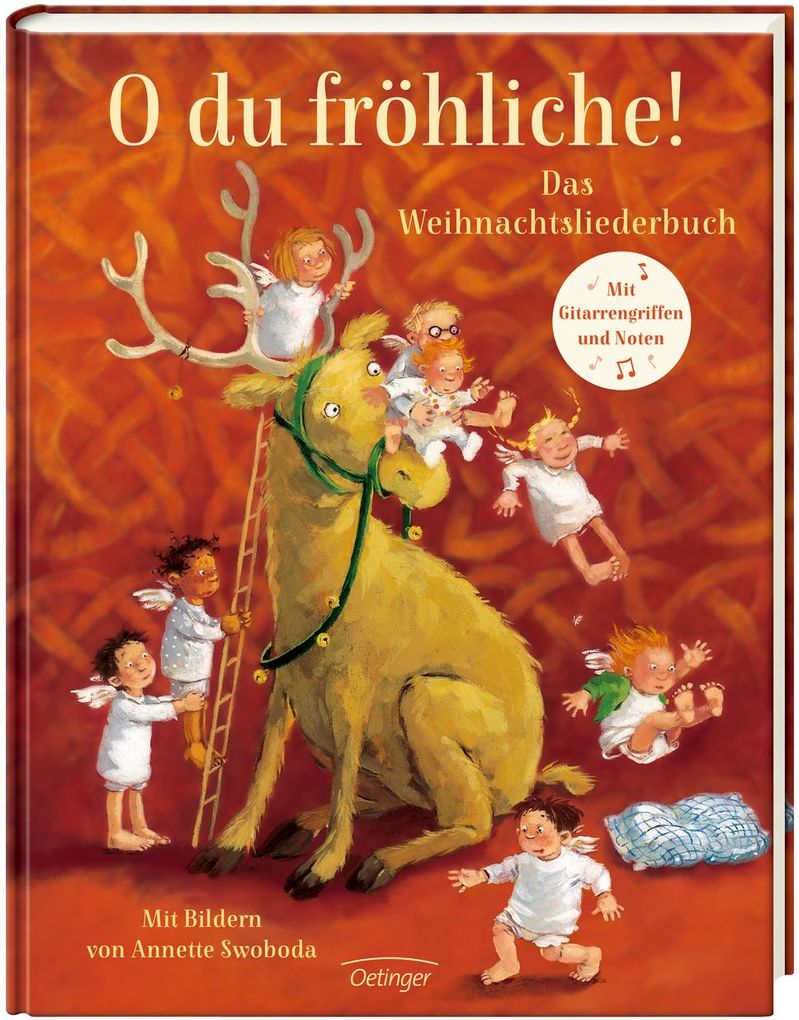 O du fröhliche! Das Weihnachtsliederbuch als Buch