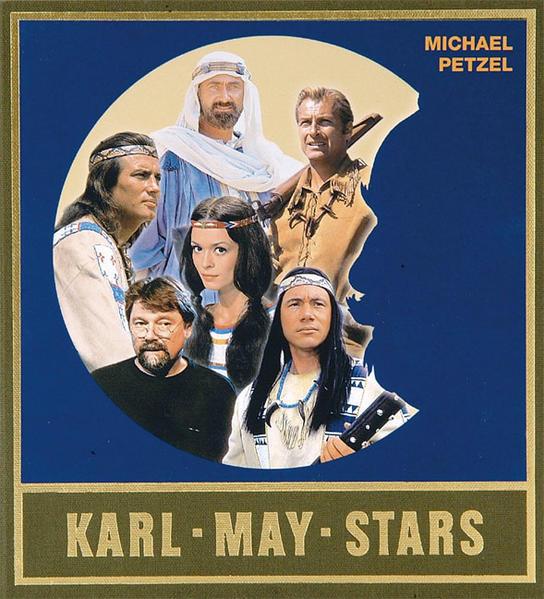 Karl-May-Stars als Buch