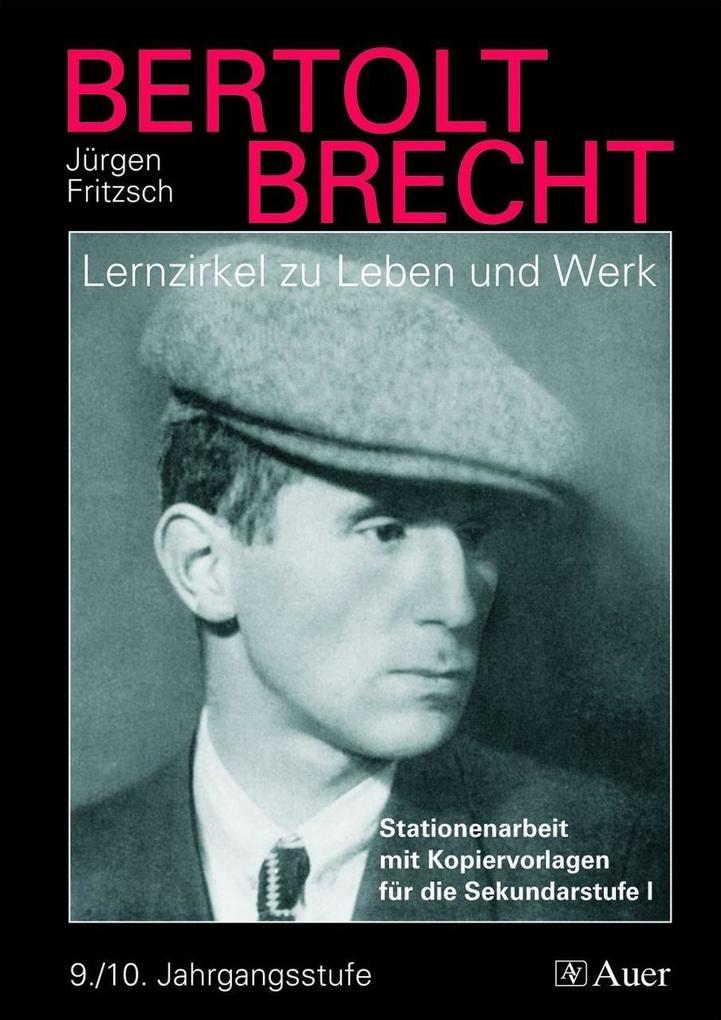 Bertolt Brecht als Buch