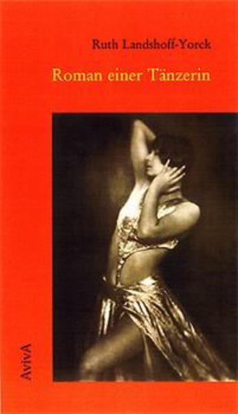 Roman einer Tänzerin als Buch