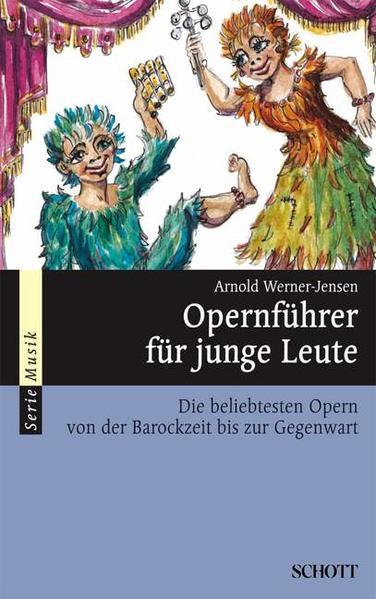 Opernführer für junge Leute als Taschenbuch