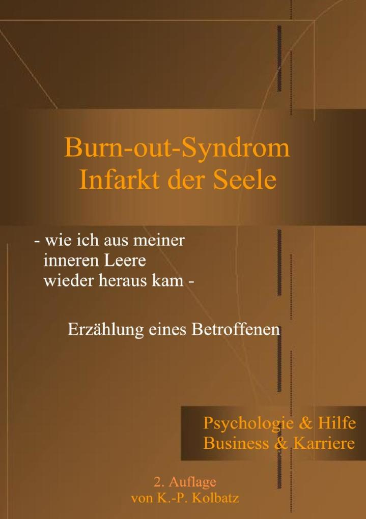 Burn-out-Syndrom als eBook