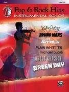 Pop & Rock Hits Instrumental Solos: Flute, Book & CD