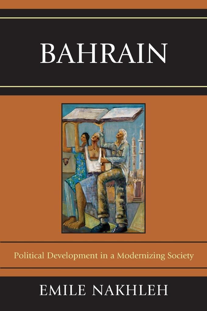 Bahrain als Buch (gebunden)