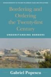 Bordering and Ordering the Twenty-first Century als Buch (gebunden)