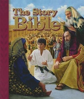The Story Bible: 130 Stories of God's Love als Buch (gebunden)