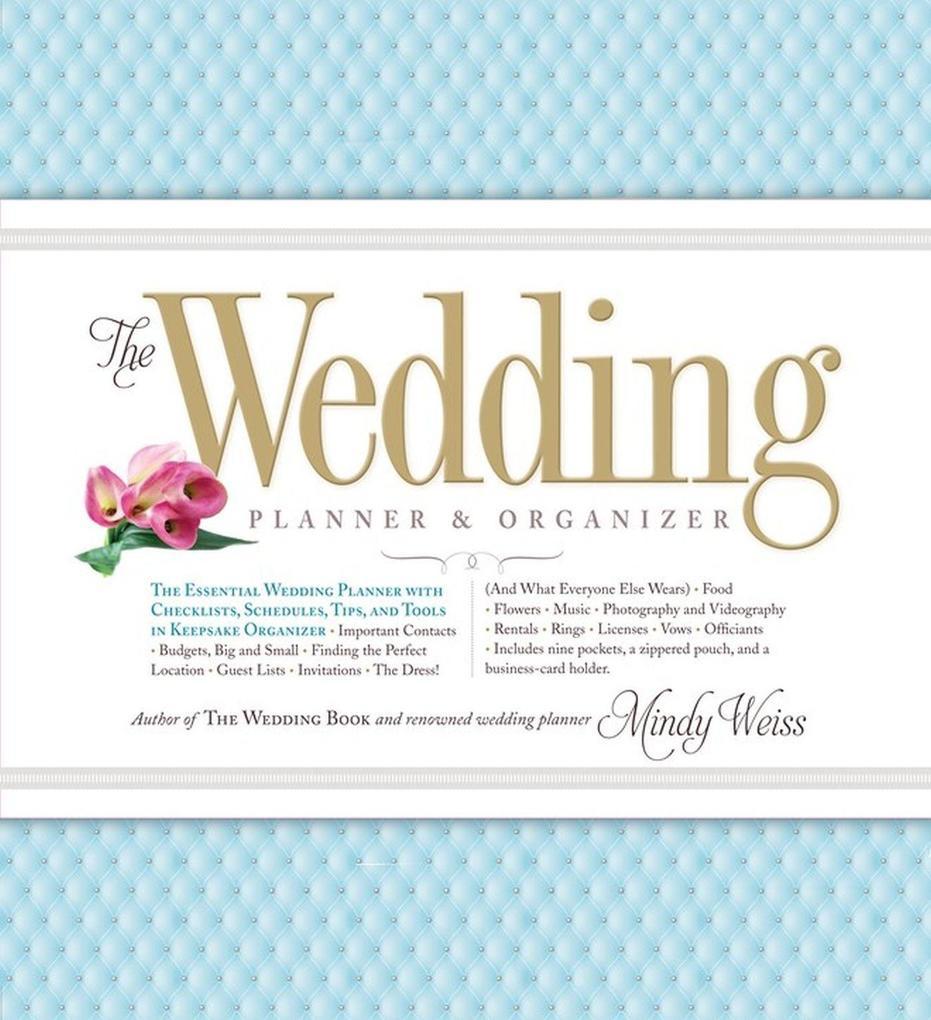 The Wedding Planner and Organizer als Kalender
