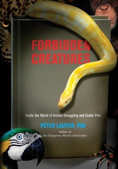 Forbidden Creatures als Taschenbuch