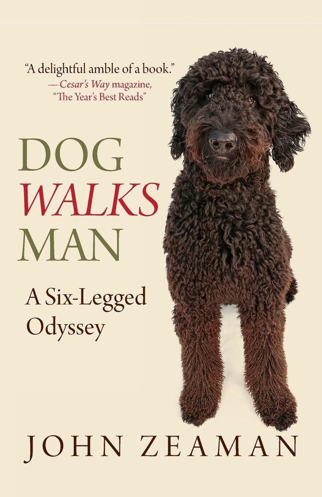 DOG WALKS MAN als Taschenbuch