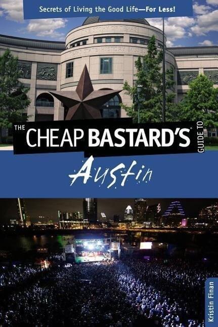 Cheap Bastard's Guide to Austin als Taschenbuch