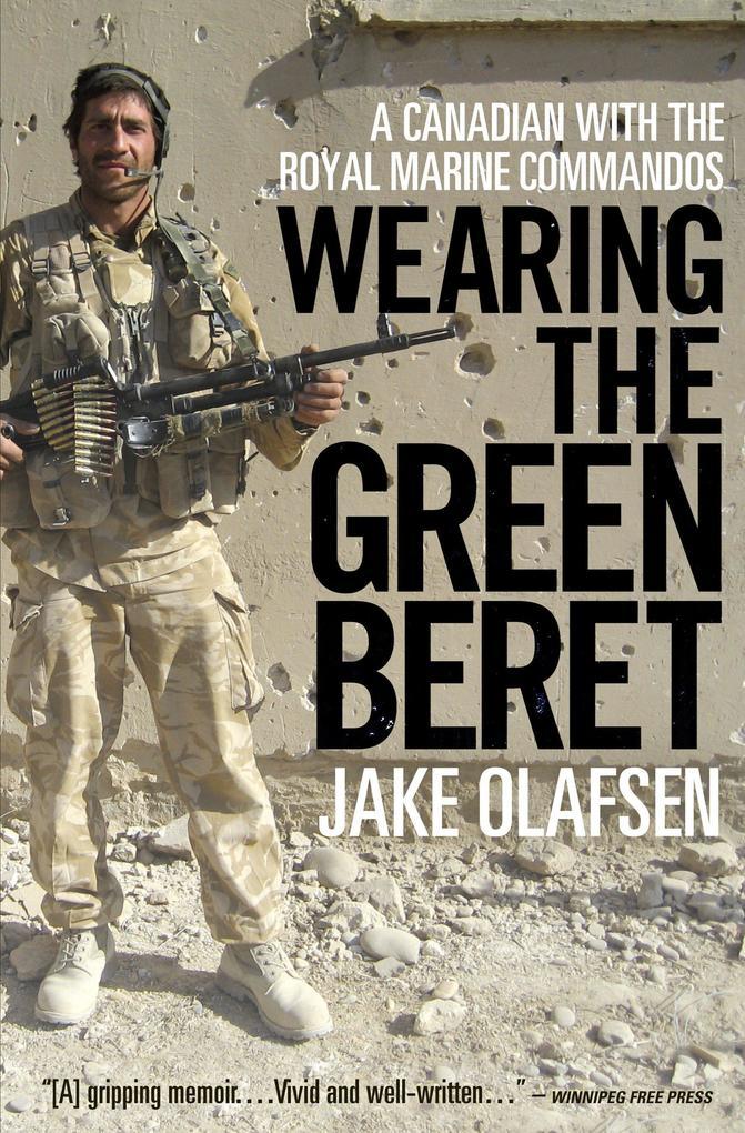 Wearing the Green Beret als Taschenbuch