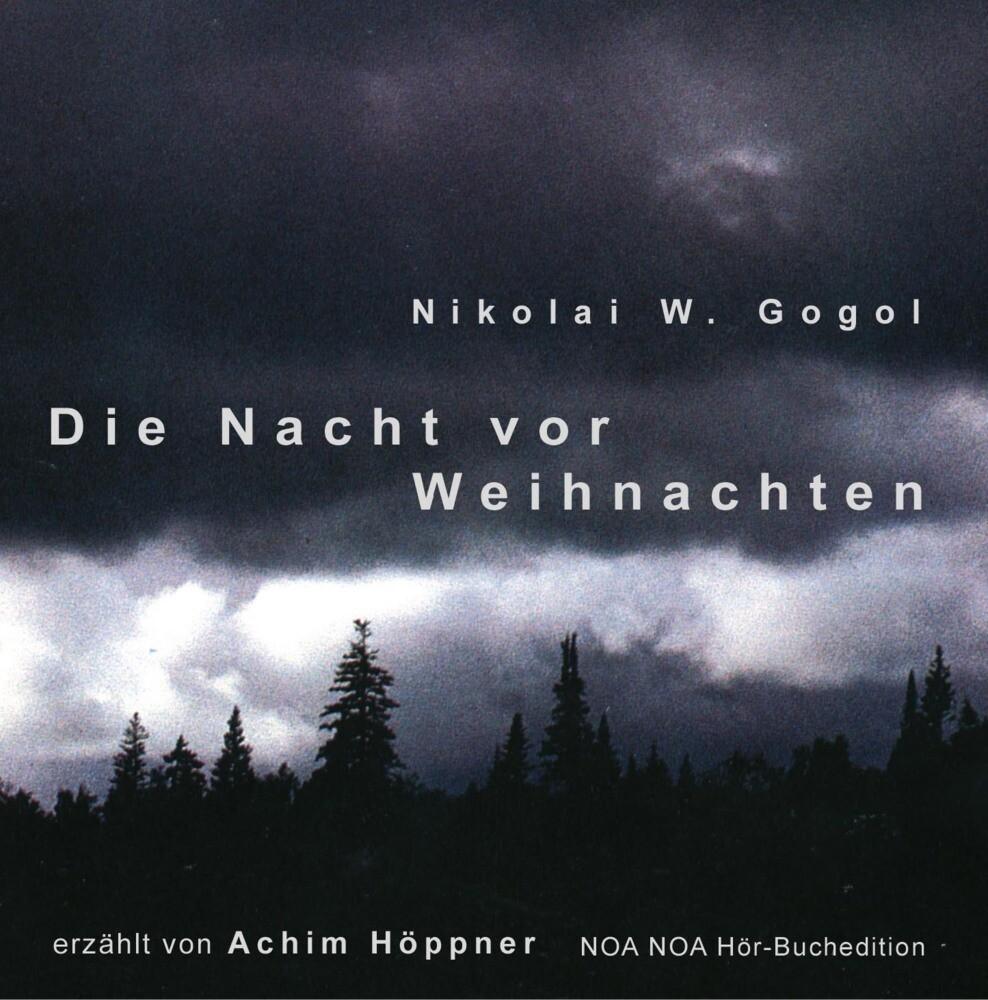 Die Nacht vor Weihnachten, 2 Audio-CDs als Hörbuch