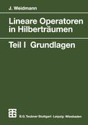 Lineare Operatoren in Hilberträumen 1