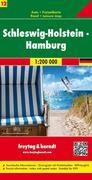 Deutschland 12 Schleswig-Holstein, Hamburg 1 : 200 000