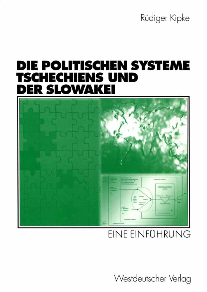 Die Politischen Systeme Tschechiens und der Slowakei als Buch