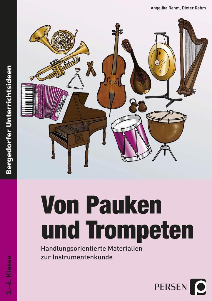 Von Pauken und Trompeten als Buch