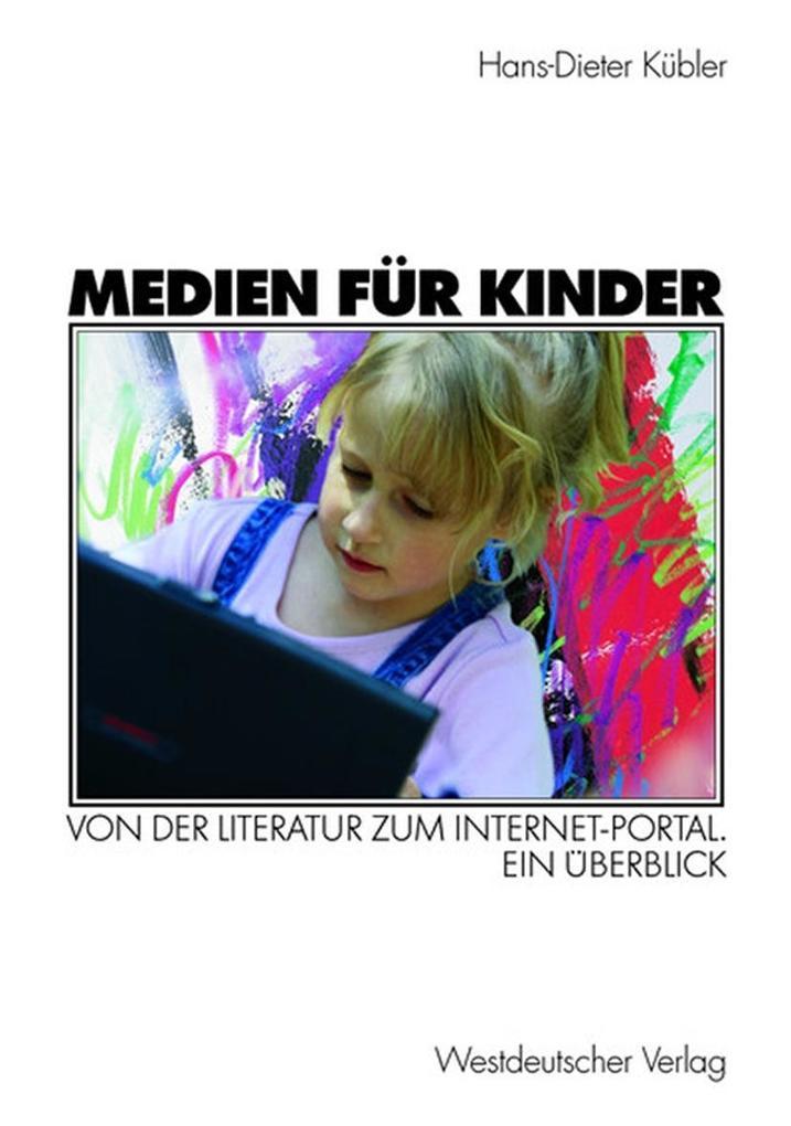 Medien für Kinder als Buch