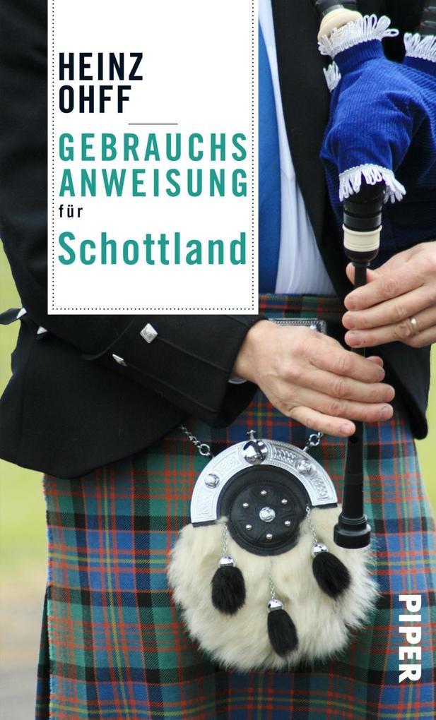 Gebrauchsanweisung für Schottland als Buch
