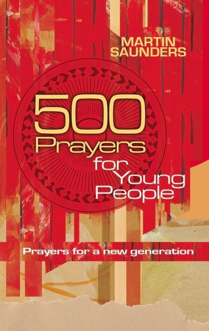 500 Prayers for Young People als Taschenbuch
