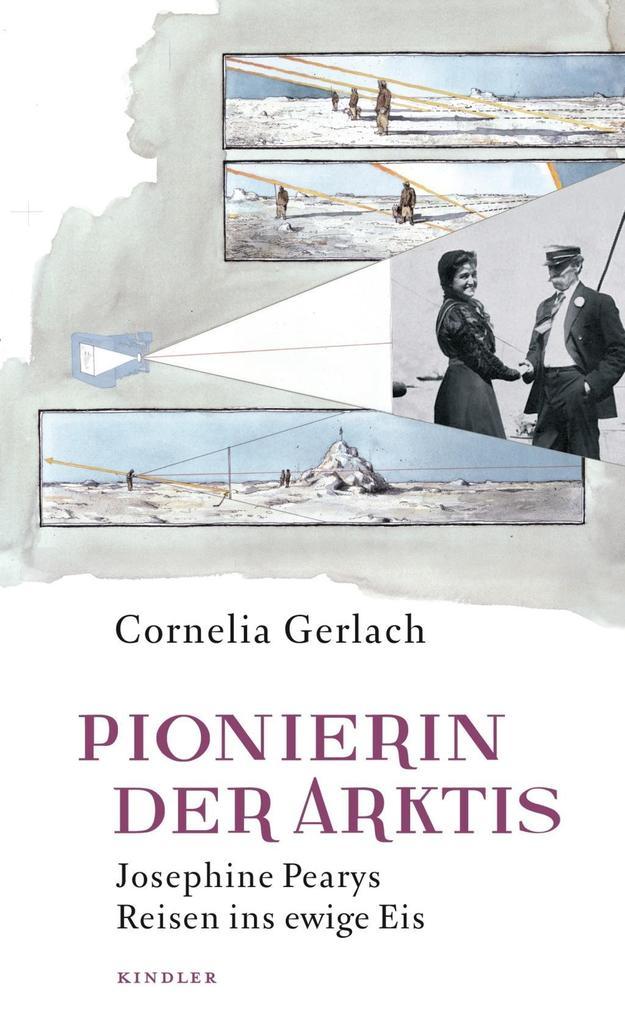 Pionierin der Arktis als Buch (gebunden)