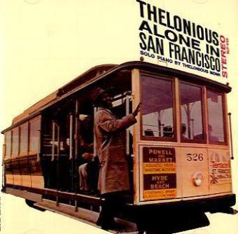 Thelonious Alone In San Francisco (Ojc Remasters) als CD