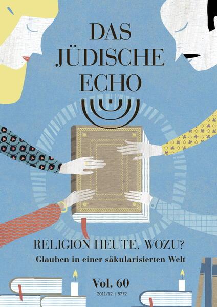 Das Jüdisches Echo 2011/12 als Buch (gebunden)