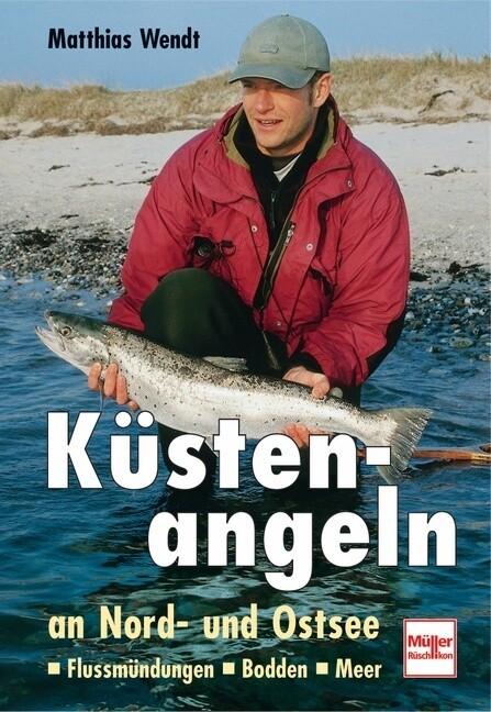 Küstenangeln an Nord- und Ostsee als Buch