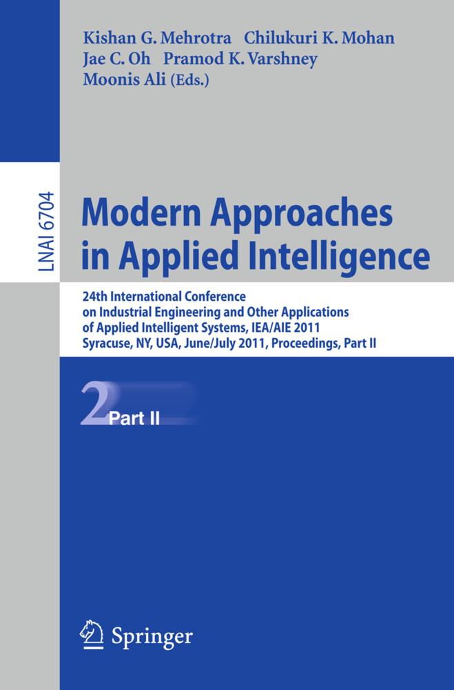 Modern Approaches in Applied Intelligence als Buch (gebunden)