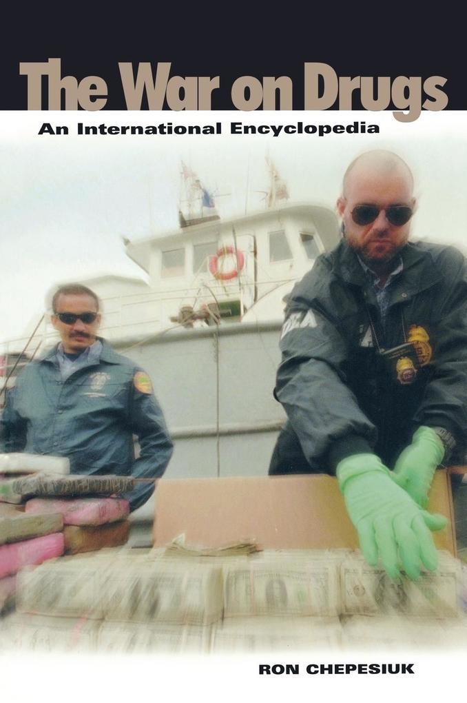 War on Drugs als Buch (gebunden)