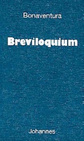 Breviloquium als Buch