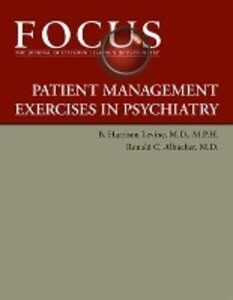 FOCUS Patient Management Exercises in Psychiatry als Taschenbuch
