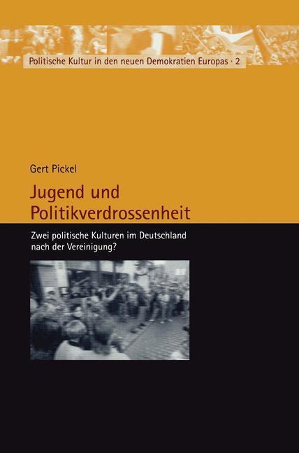 Jugend und Politikverdrossenheit als Buch (gebunden)