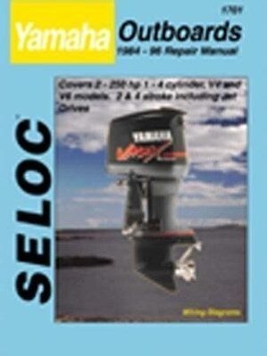 Yamaha Outboards 1984-96 Repair Manual als Taschenbuch