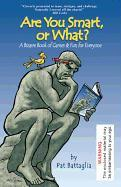 Are You Smart, or What?: A Bizarre Book of Games & Fun for Everyone als Taschenbuch