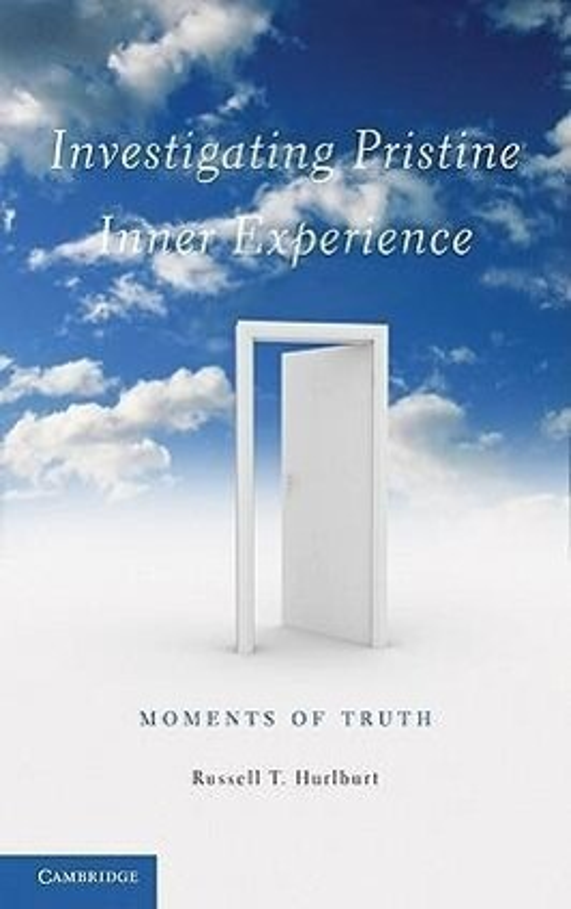 Investigating Pristine Inner Experience als Buch (gebunden)