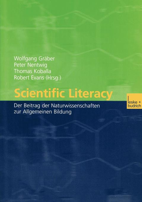 Scientific Literacy als Buch