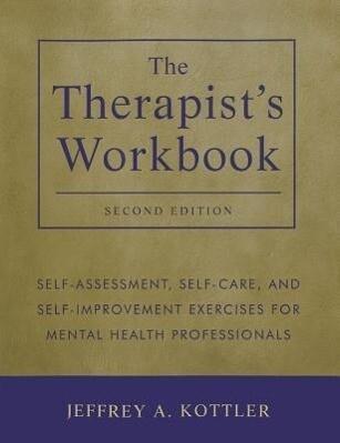 The Therapist's Workbook als Taschenbuch
