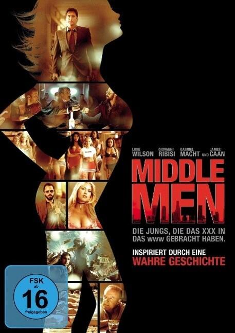 Middle Men als DVD