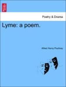 Lyme: a poem. als Taschenbuch