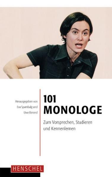 101 Monologe als Buch