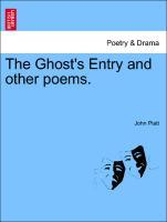The Ghost's Entry and other poems. als Taschenbuch