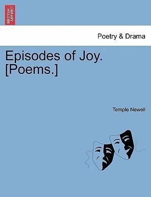 Episodes of Joy. [Poems.] als Taschenbuch