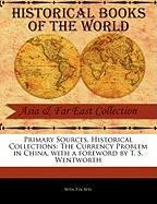 The Currency Problem in China als Taschenbuch