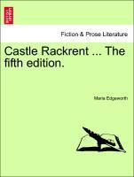 Castle Rackrent ... The fifth edition. als Taschenbuch