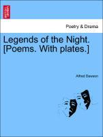 Legends of the Night. [Poems. With plates.] als Taschenbuch