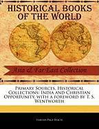India and Christian Opportunity als Taschenbuch
